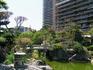 Японский садик находится на пр.принцессы Грейс