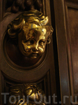 элемент дверей Иссаакиевского собора