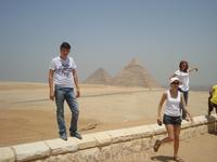 Знаменитые пирамиды!