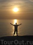Человек - солнца