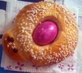 У испанцев есть свои традиционные пасхальные сладости (мне кажется у них к каждому празднику свои сладости). Самые распространенные - это torrijas, гренки ...