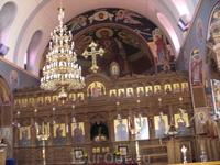 В церкви Св.Георгия