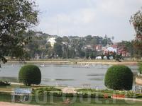 Озеро Суанхыонг расположено в ценре Далата
