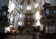 Кафедральный собор (Salzburger Dom), 1628г