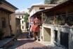 Улицы  в Сан-Марино не широкие, везде цветы в горшках,клумбы,все чисто и ухоженно,люди улыбчивые,приветливые.