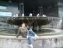 у одного из фонтанов Люцерна