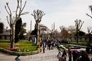 Апрельский Стамбул