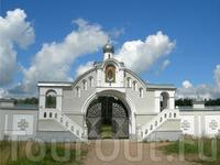 25. Иоанно-Богословский Крыпецкий мужской Монастырь