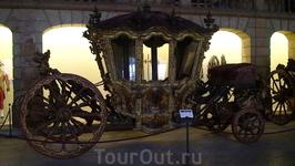 В музее карет