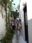Афины. Секретный путь на Акрополь.