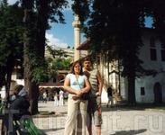 Я с мужем в Бахчисарае =)