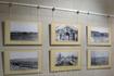 В нижней части колоннады сейчас находится фотовыставка, посвященная Исходу из Крыма. Здесь - архивные фото 1920-21 годов