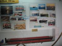 Волго-Балт. ХХ1 век. Фотографии. Макеты судов.