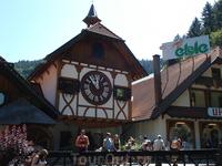 Самые большие часы в мире.