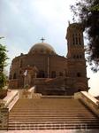 Каир - церковь святого Георгия.