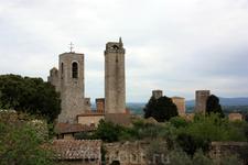 Сан-Джиминьяно – средневековый Манхеттен