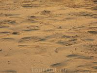 пляж чистый)