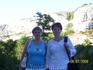 Две Светки в Чуфут-Кале.
