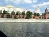 Кремль,соборы...