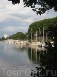 Порт в Висбадене