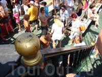Морской круиз на пиратском корабле