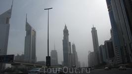 Каменные джунгли Дубая.
