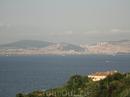 Вид на азиатскую часть Стамбула