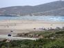 Поцелуй двух морей: слева - Средиземной - справа - Эгейское