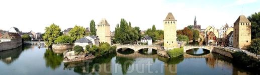 Мосты и башни