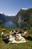 Вид на Гейрангер-фьорд, губерния Мёре-ог-Румсдал. Foto: Terje Rakke/Nordic life/Innovation Norway