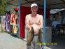 На рыбалке.В корейской деревне