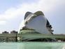 Palacio de las Artes Reina Sofía - дворец, посвященный искусству сцены. В нем четыре концертных зала и еще зал для экспозиций. Его открыли 8 октября 2005 ...