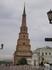 Кремль. Башня Сююмбике.  Здание расположено в северной части кремля. Один из символов г.Казани. «Падающая» башня. Построена в начале XVIII в. как дозорная ...