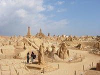 Фестиваль песчаных скульптур в Албуфейре