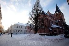 Тартуская Яановская церковь (св. Иоанна).