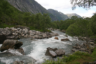 Реки Норвегии.