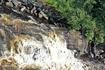бурный поток реки Янис-Йоки