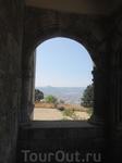 Вид на Родос с горы Филеримос