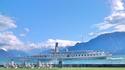 Женевское озеро, набережная
