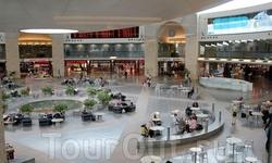 Израиль. Аэропорт им. Бен-Гуриона, Зал отправления
