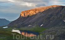 Турье озеро , хр.Абишира-Ахуба, Архыз