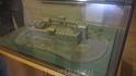 Также в замке проходит выставка, посвященная истории Замка.