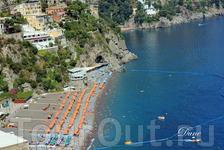 Пляж Позитано (Positano)