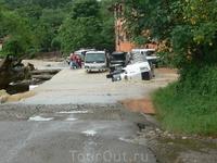 Дороги Гондураса