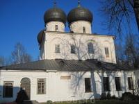 Церковь Антониева монастыря