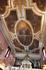Потолок монастырской церкви украшает изображение Дерева Жизни