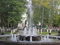 центральня площадь