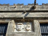 Герб рыцарей Мальтийского ордена (рыцарей госпитальеров)