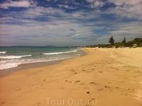 Пляж Камрань