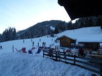 лыжные будни